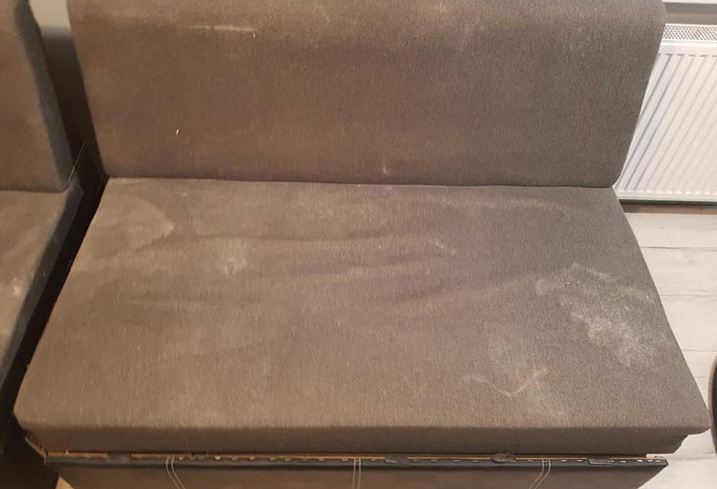 Efekty prania tapicerki meblowej w Bydgoszczy